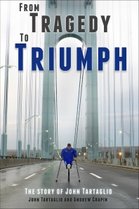 FROM TRAGEDY TO TRIUMPH COVER