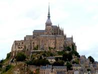 Mont Saint-Michel, France, Summer 2012