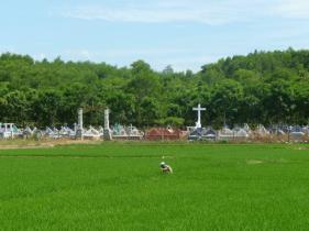 Phu Coc village, Khanh Hoa province, Vietnam