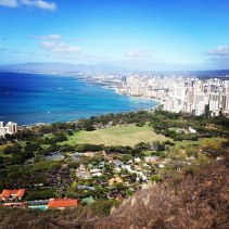 Diamond Head Summit Trail, Honolulu