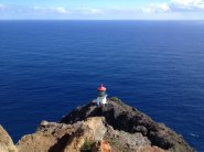Makapu'u Point Lighthouse, Oahu, Hawaii, 2013