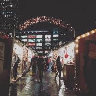 Union Square Market, December 2015