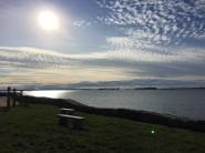 Enders Island, Fairfield MFA Residency 1, Winter 2015